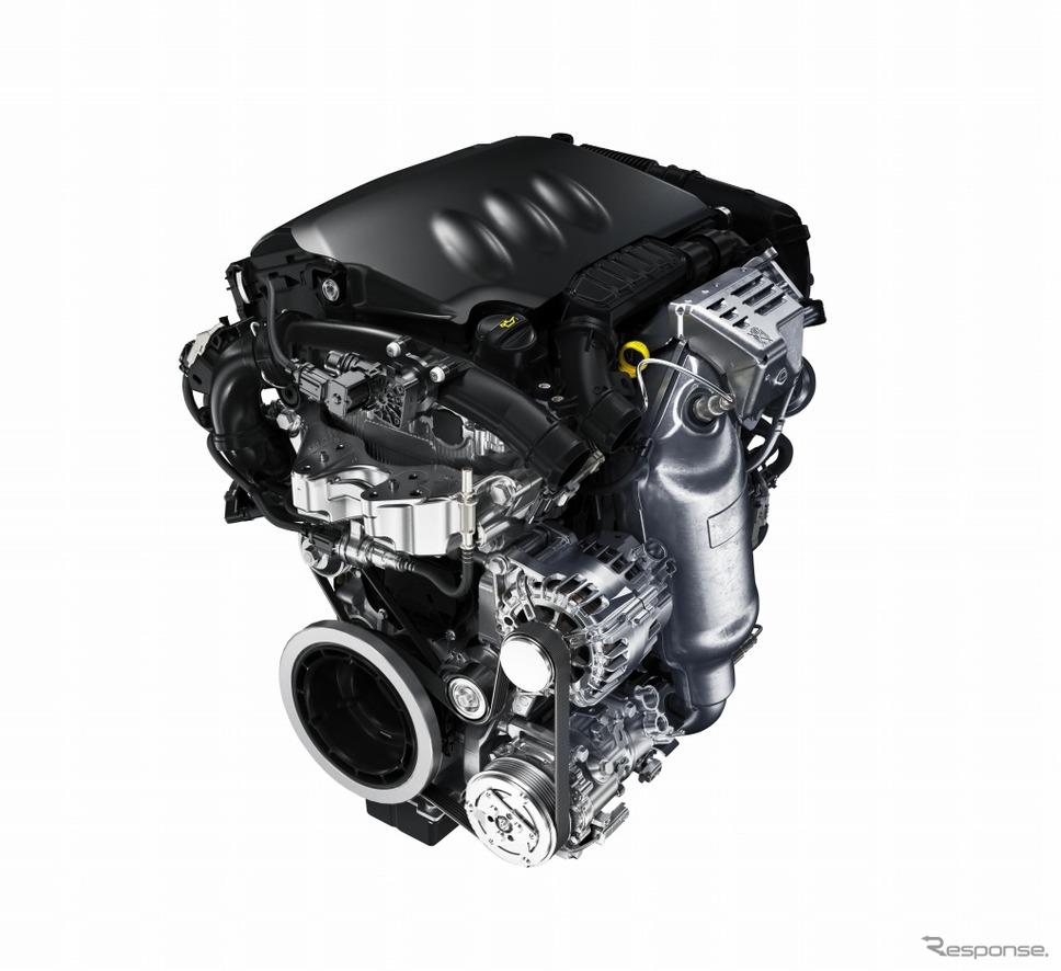 1.2リットル PURETECH 3気筒ターボエンジン
