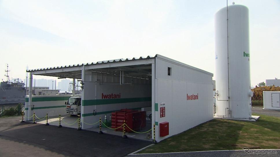 水素貯蔵・圧縮装置