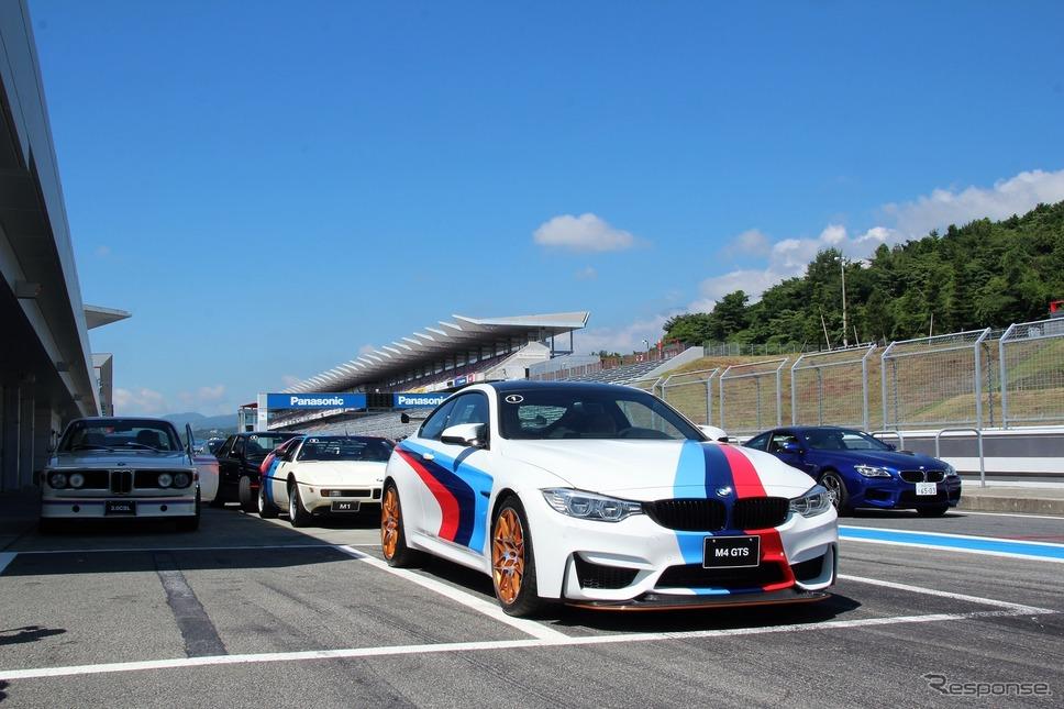 BMW MOTORSPORT Festival 2017《撮影 内田俊一》