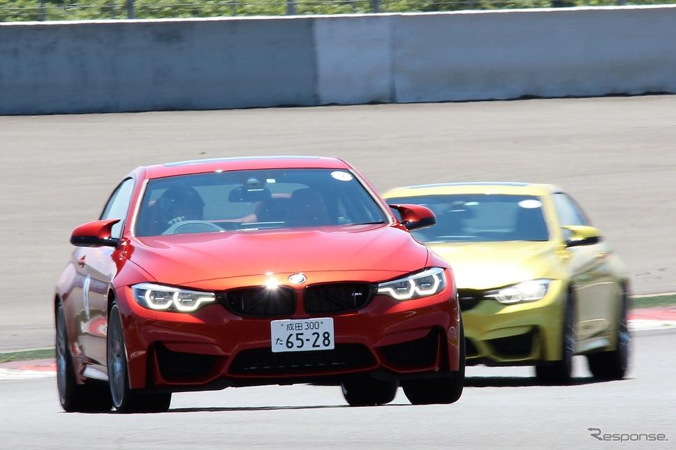 BMW M4《撮影 内田俊一》