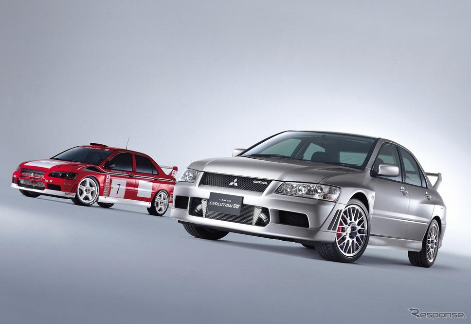 ランサーエボリューション VII GT-A