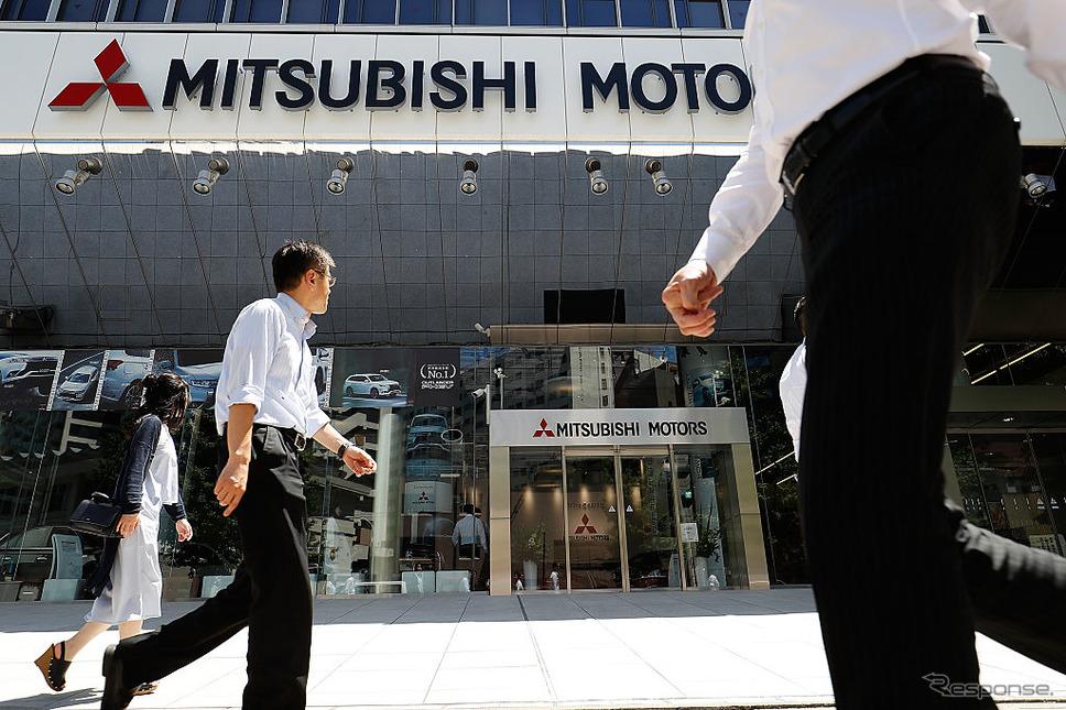 三菱自動車本社 (c) Getty Images