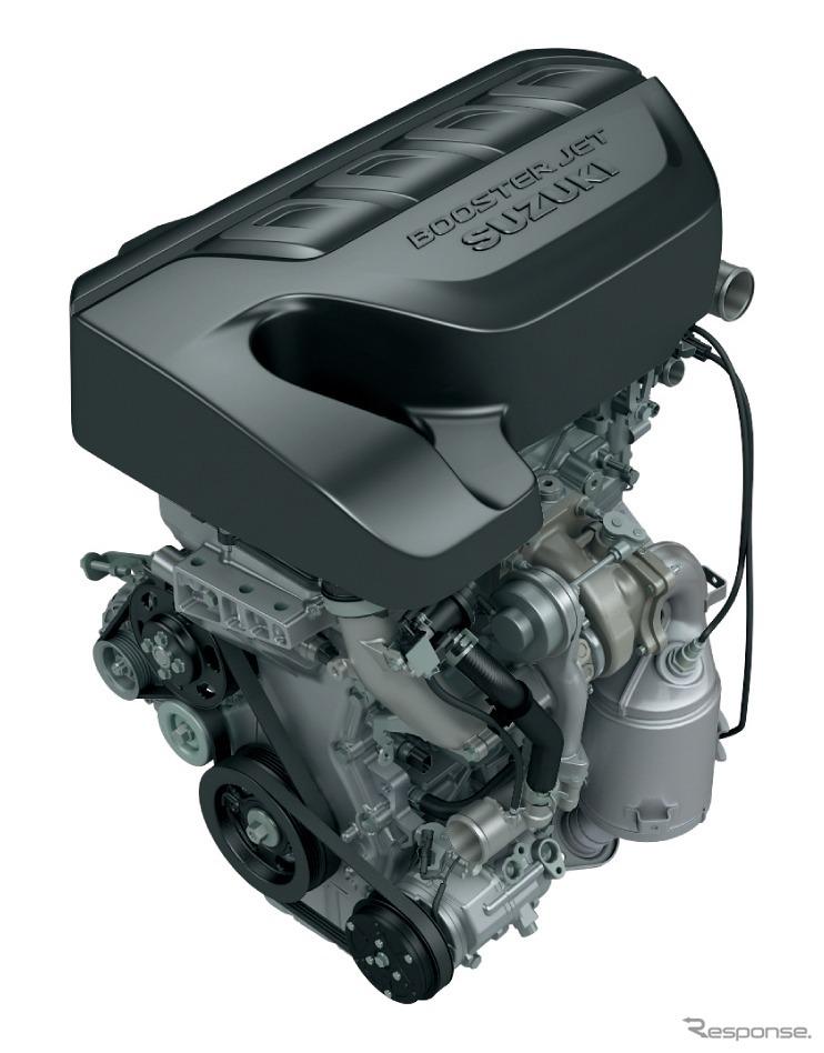 K14C型ブースタージェットエンジン