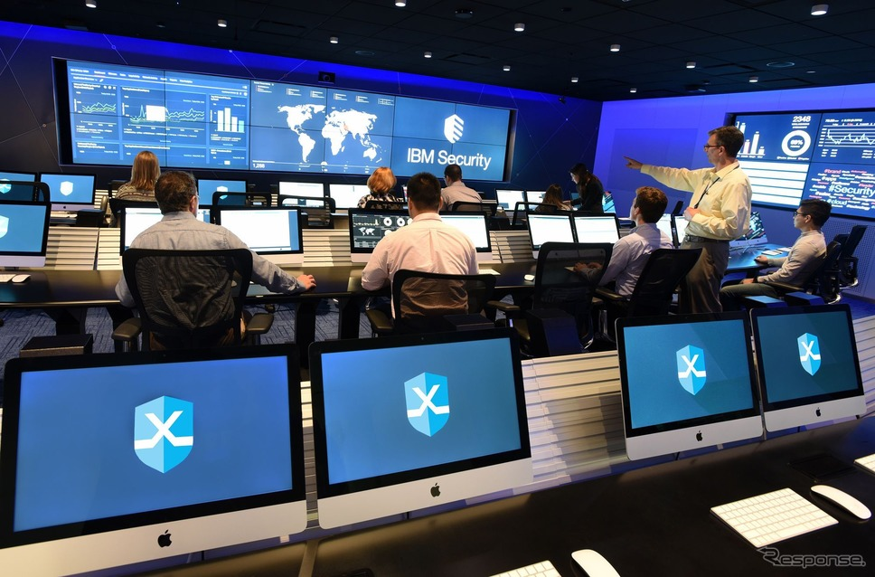 IBMのセキュリティ部門の本社(参考画像)