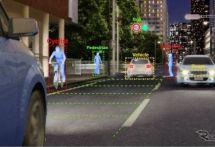 東芝の画像認識用プロセッサ、デンソーが前方監視カメラに導入