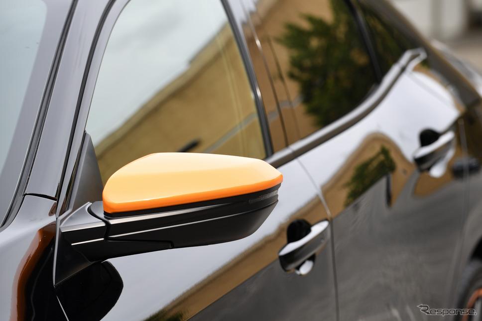 ホンダ シビック 新型 モデューロアクセサリー装着車《撮影 雪岡直樹》