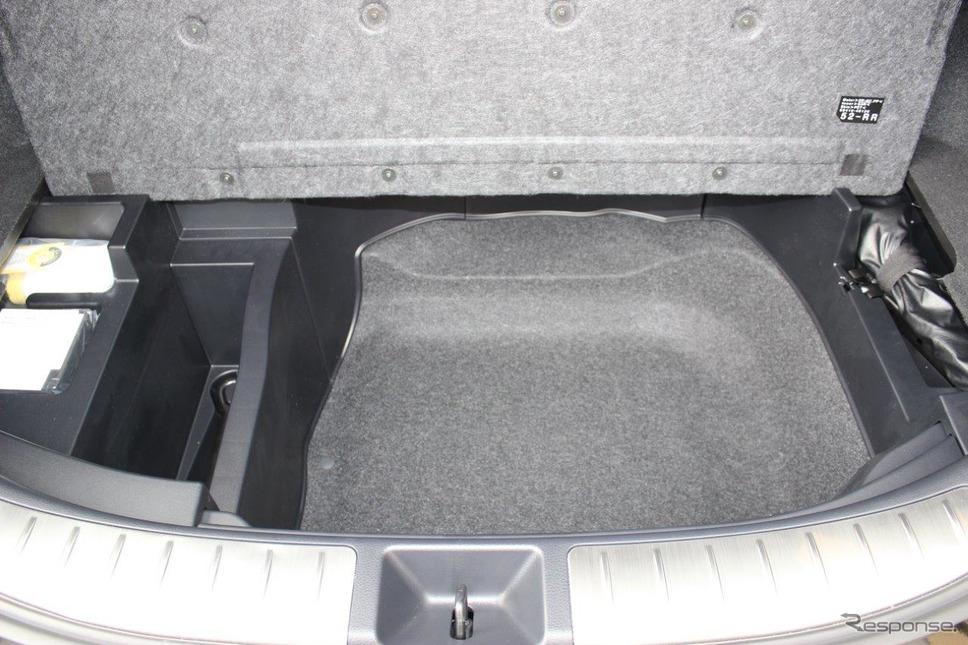 トヨタ ハリアー プログレス ターボ 2WD《撮影 丸山 誠》