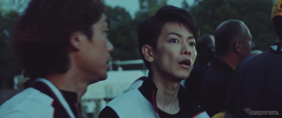 TAKERU SATOH meets GAZOO 第2弾コンテンツ「LE MANS篇」