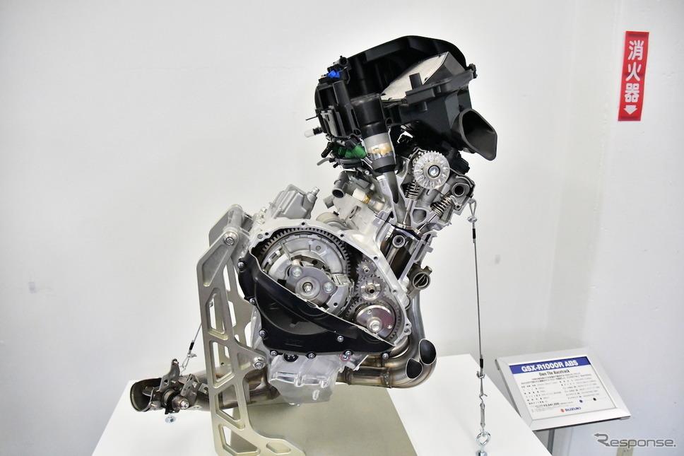 スズキ GSX-R1000R《画像提供 スズキ二輪》