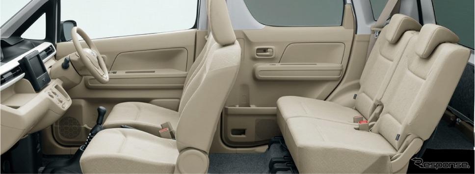 スズキ ワゴンR 新型に5MT車を設定---107万8920円より