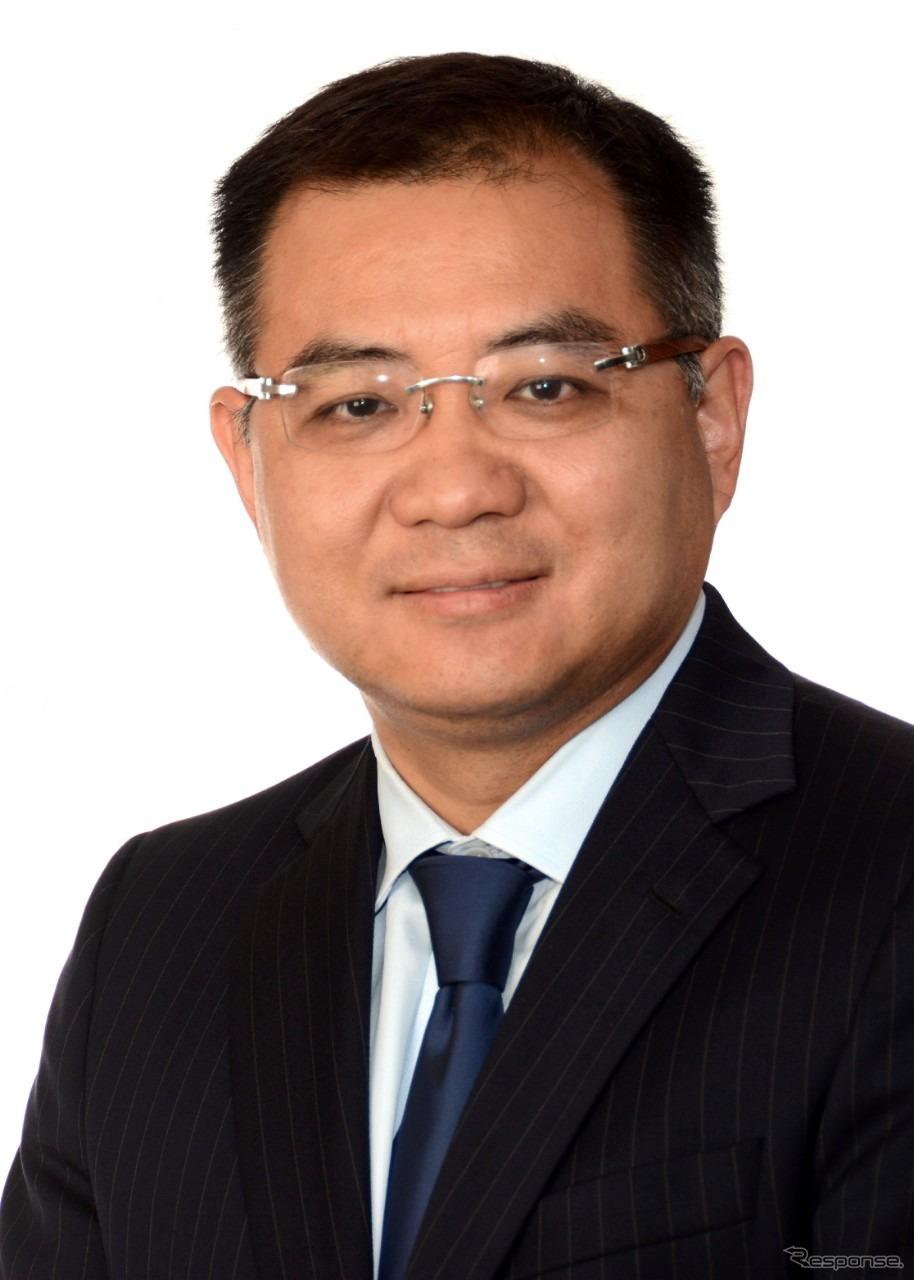 フォードチャイナの新たな会長兼CEOに指名された羅冠宏 氏