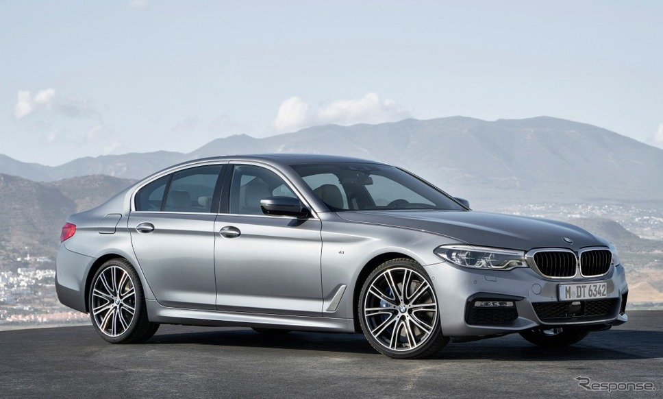 BMW 5シリーズセダン