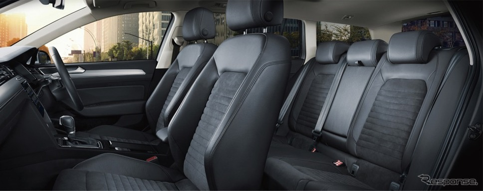 VW パサート ヴァリアント TSI エレガンスライン テックエディションインテリアイメージ