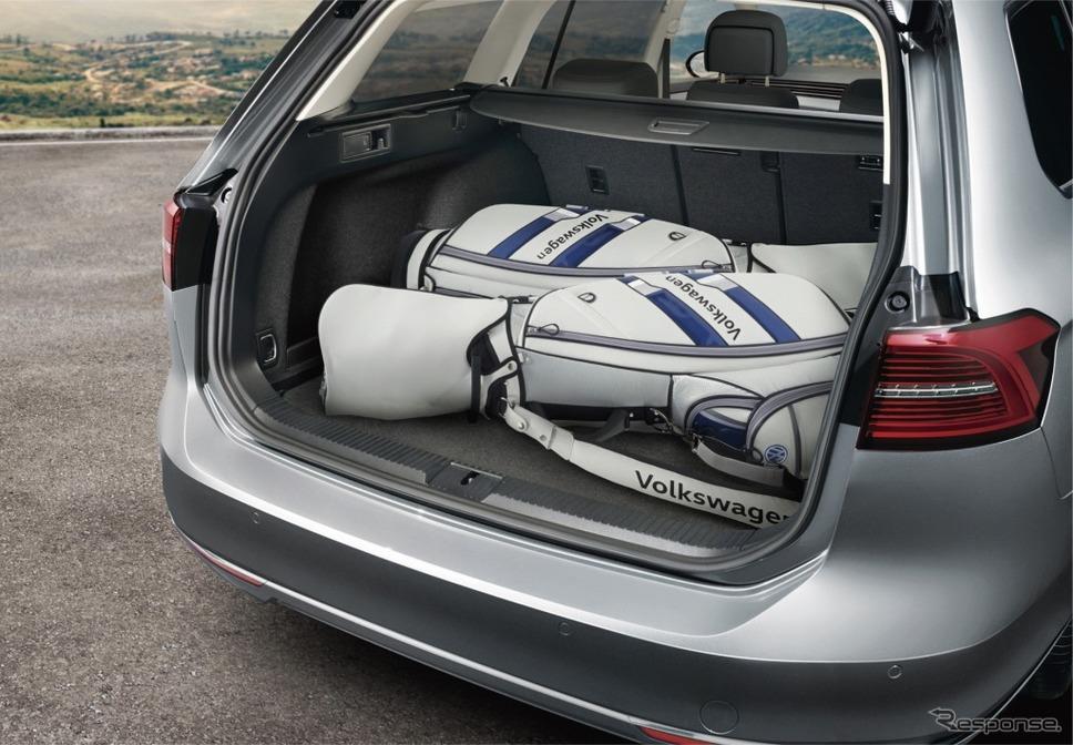 VW パサート ヴァリアント TSI エレガンスライン テックエディションラゲージイメージ