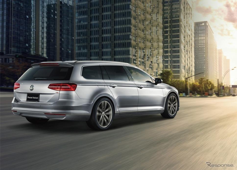 VW パサート ヴァリアント TSI エレガンスライン テックエディション