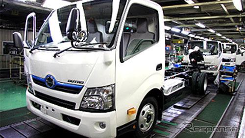 日野自動車羽村工場