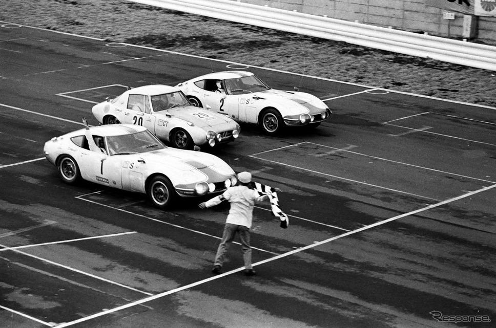 富士スピードウェイ、50年ぶりの24時間レース開催へ(イメージ)
