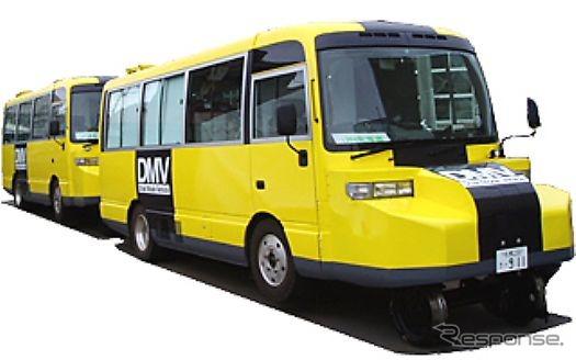 JR北海道が2015年に実用化を断念したDMVだったが、遠く離れた四国で2020年に実用化される運びとなっている。今回、それを視野に阿佐海岸鉄道が2人の運転士を募集する。