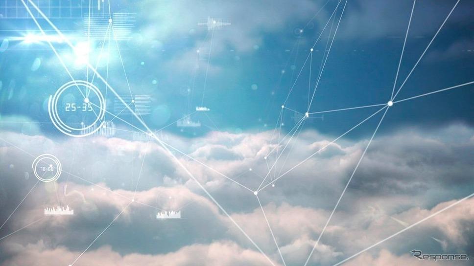 VWとIBMが共同開発するデジタルモビリティサービスのイメージ