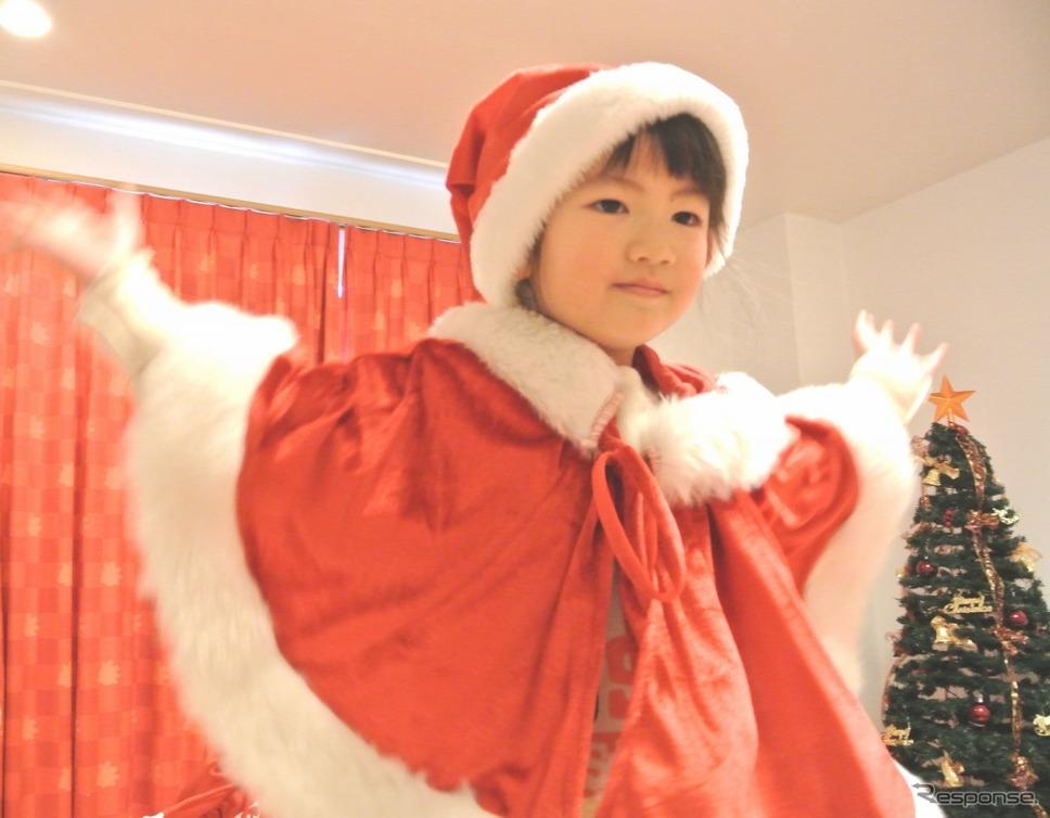 クリスマス限定 ホテル宿泊プラン サンタコスプレ