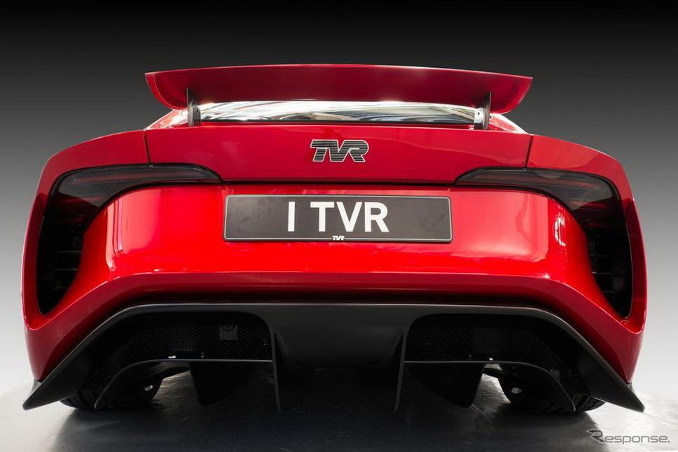 TVRグリフィス新型