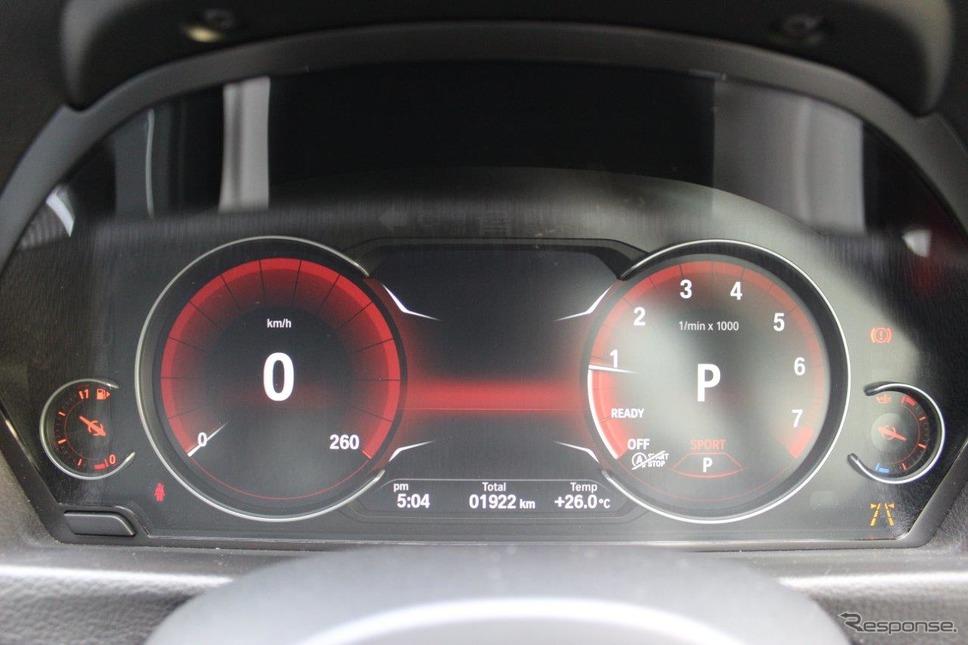 BMW 430iクーペ Mスポーツ《撮影 丸山誠》