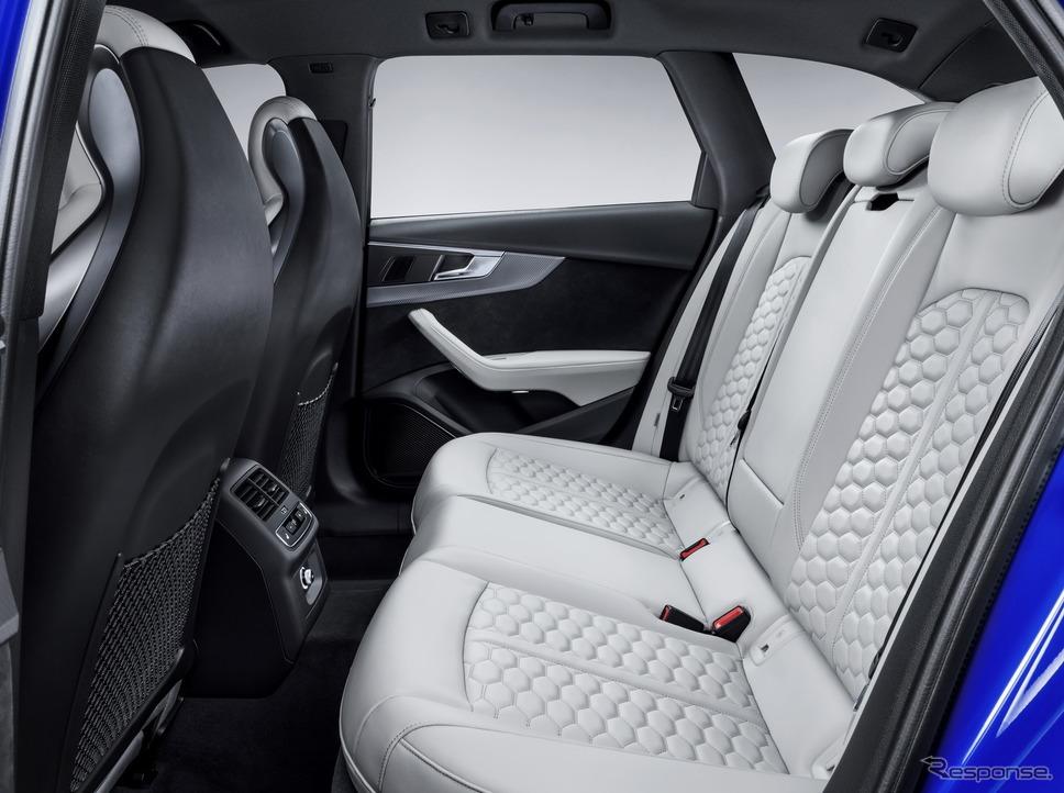 アウディ RS4 アバント 新型