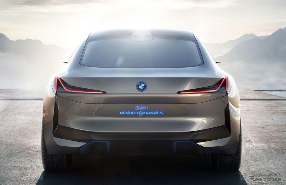 BMW i ビジョン ダイナミクス