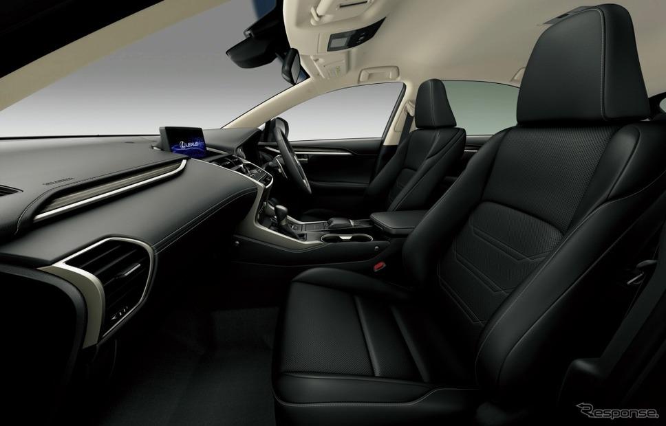 レクサス NX300 バージョンL(インテリアカラー:ブラック)
