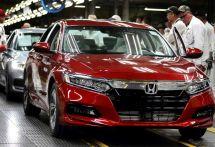 ホンダ アコード 新型、量産第一号車がラインオフ…増産計画も発表
