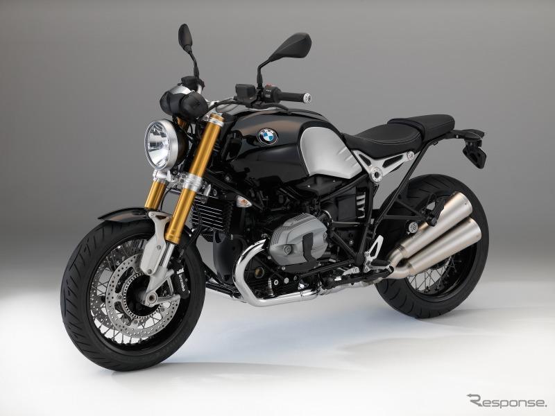 BMW・R nineT(参考画像)