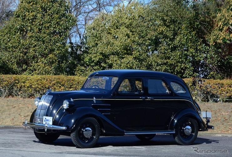 1936年 トヨダAA型