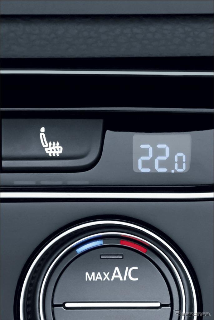 VW ゴルフ トゥーラン TSI コンフォートライン テックエディション2シートヒーター イメージ