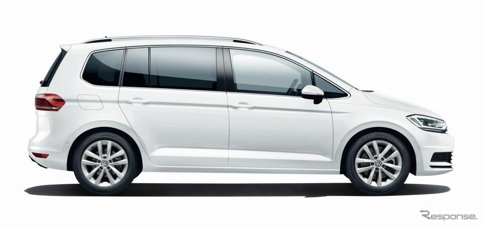 VW ゴルフ トゥーラン TSI コンフォートライン テックエディション2