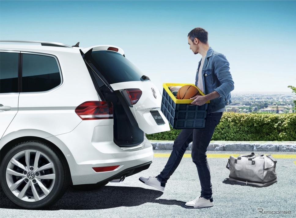 VW ゴルフ トゥーラン TSI コンフォートライン テックエディション2パワーテールゲートイメージ