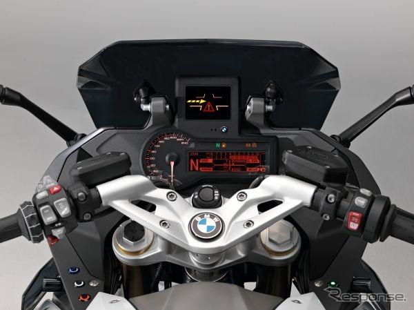 BMW R 1200 RS コネクテッドライド