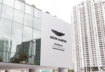 アストンマーティン、不動産事業に進出…マイアミのウォーターフロント、66階建て