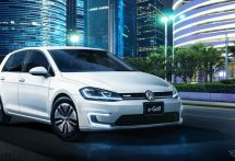 VW、e-ゴルフ と ゴルフGTE の受注開始…電動化車両を4モデルに拡大