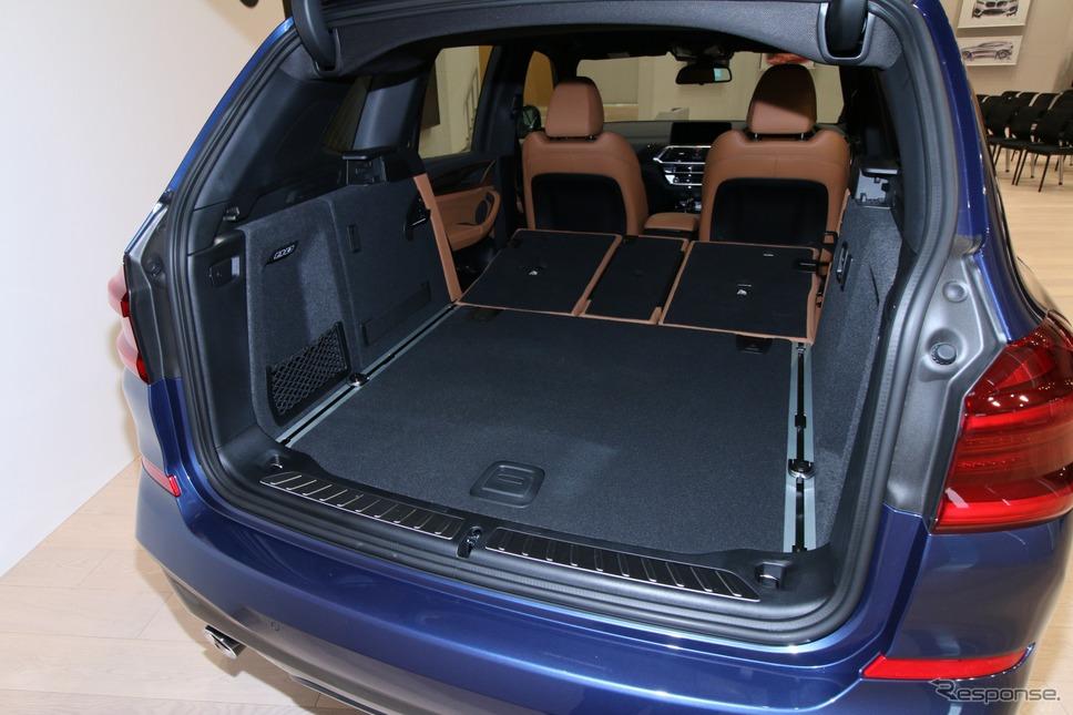 BMW X3新型