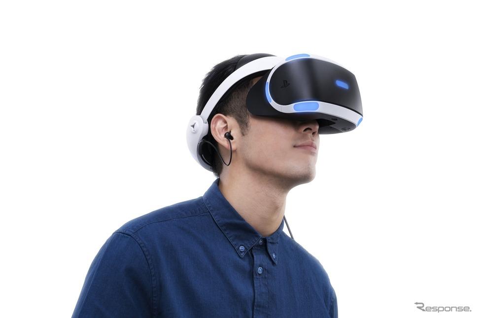 VR(グランツーリスモSPORT)