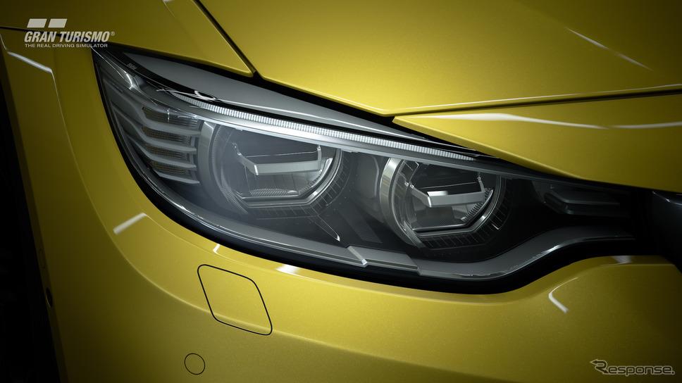 BMW M4(グランツーリスモSPORT)