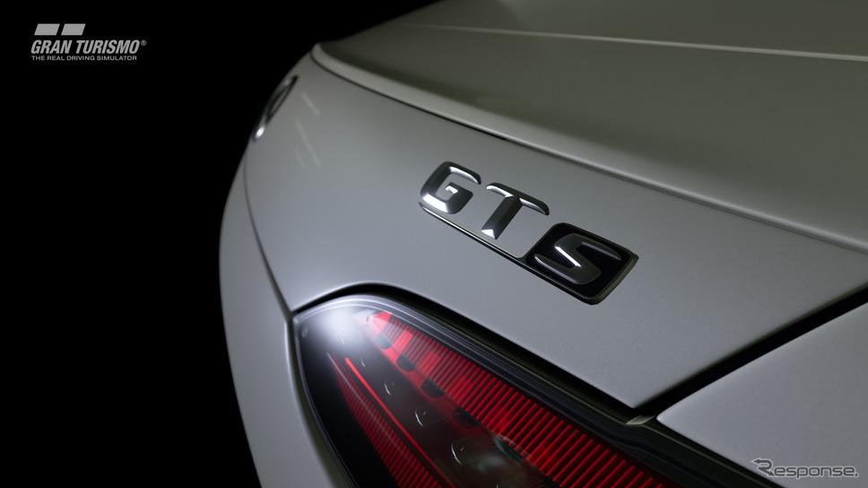 メルセデスAMG GT(グランツーリスモSPORT)