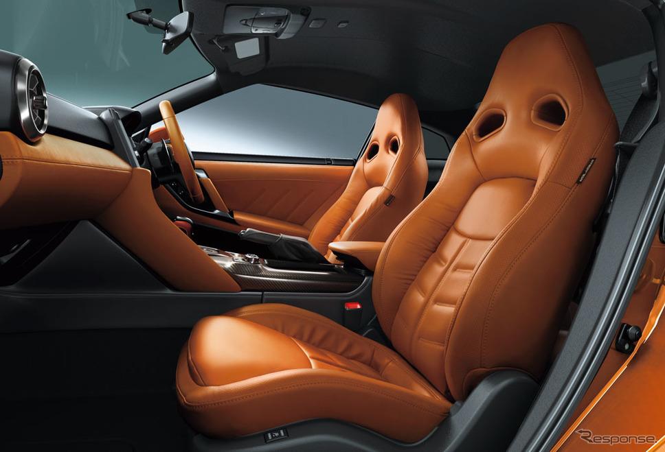 日産 GT-R プレミアムエディション(2018年モデル)