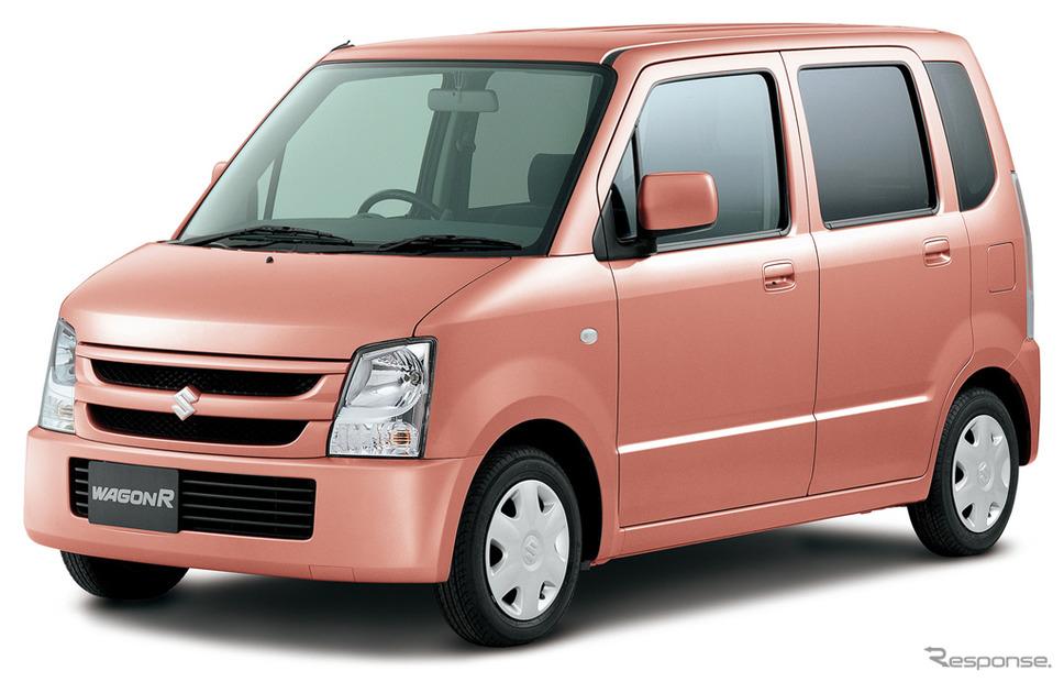 スズキ ワゴンR(2007年)