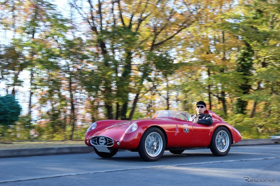 スタンゲリーニ 750S《撮影  内田俊一》