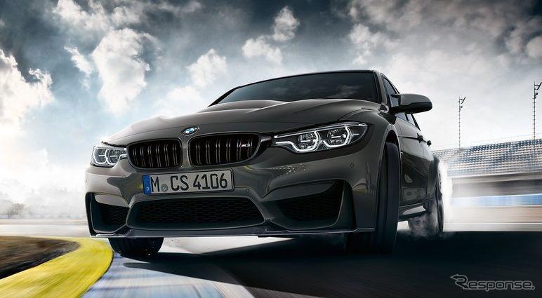 BMW M3 CS 現行型(参考画像)