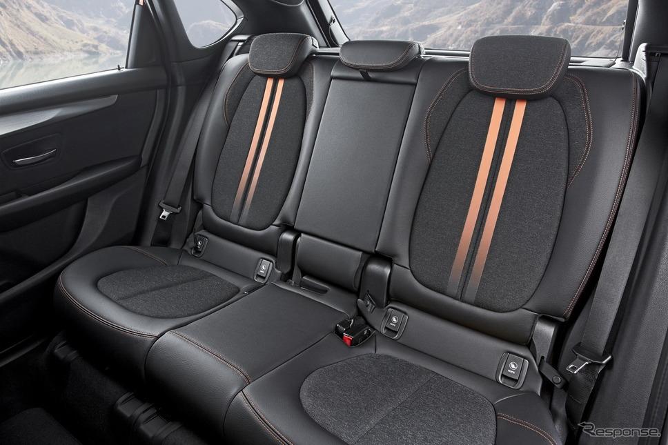 BMW 2シリーズ アクティブ ツアラー 改良新型