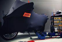 ドッペルギャンガー、バイクカバー3種発売…室内・屋外・出先で愛車を守る