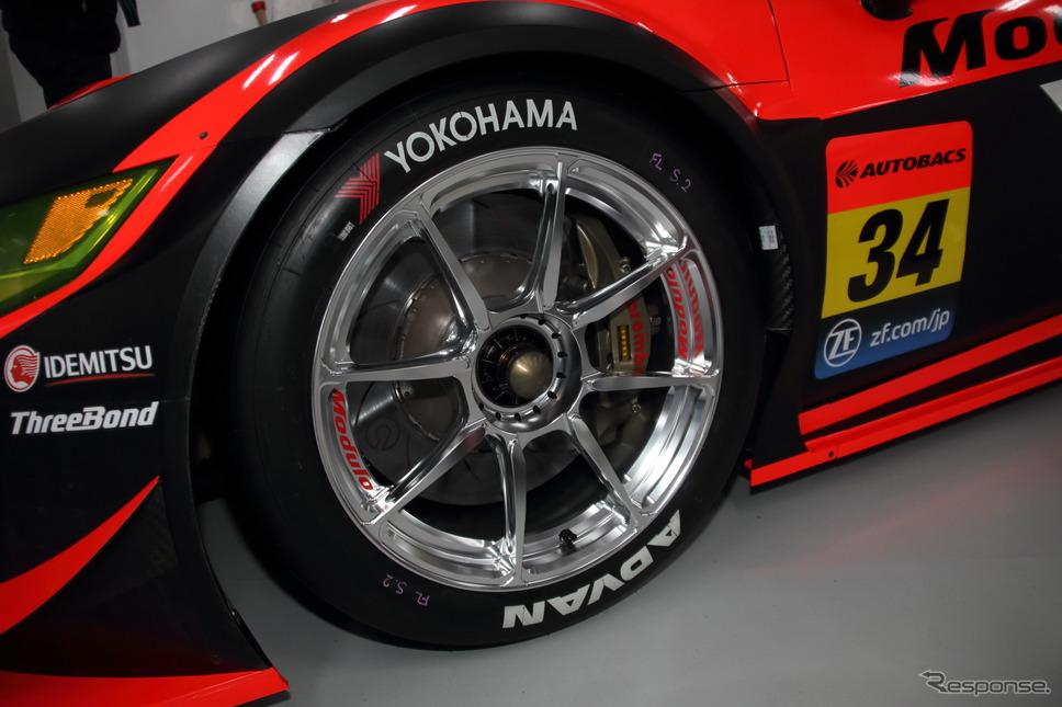 Modulo KENWOOD NSX GT3《撮影 吉田知弘》