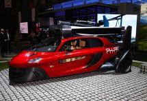 オランダの空飛ぶ車「パルヴィ」、市販は2019年から…ジュネーブモーターショー2018